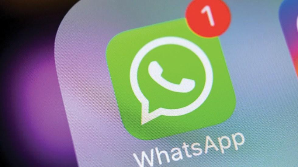WhatsApp ya permite compartir actualizaciones de estado en Facebook - Foto de internet
