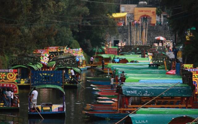Reforzarán medidas de seguridad en embarcaderos de Xochimilco - Foto de Notimex