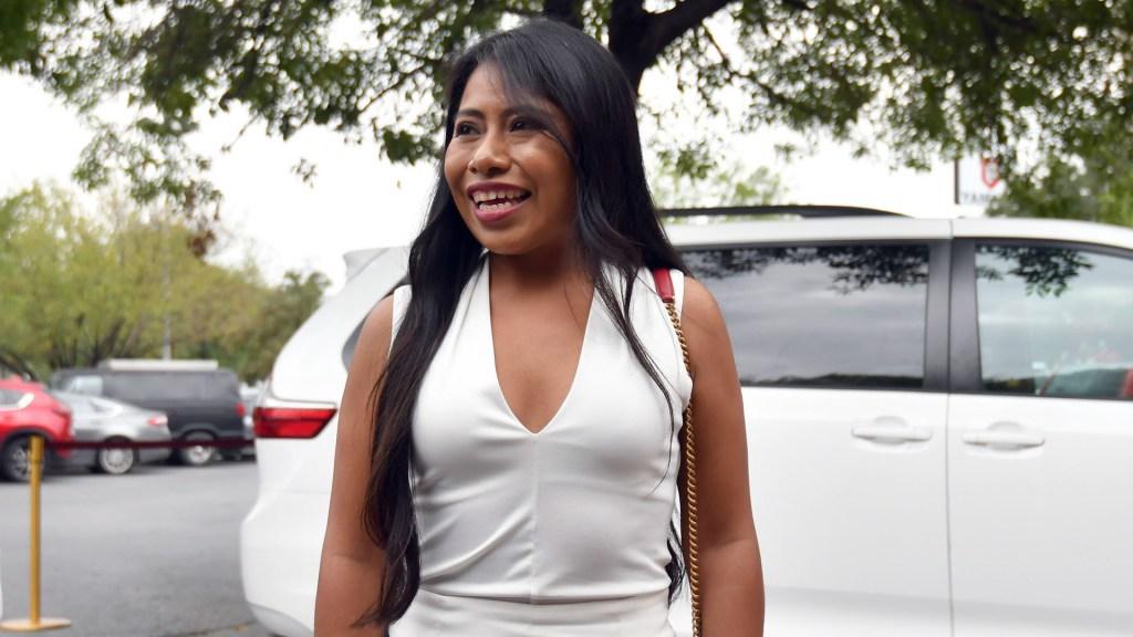 Yalitza Aparicio recibirá reconocimiento en Festival de Cine de Los Cabos - Yalitza Aparicio Mtz. Foto de EFE