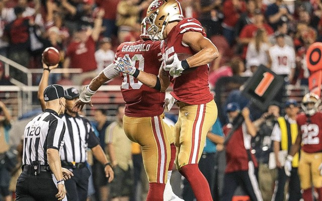 49ers de San Francisco aplastan a unos Browns con fallas en su defensiva - 49ers San Francisco NFL