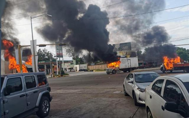 Estado mexicano se arrodilló ante la delincuencia: PAN - Foto de EFE