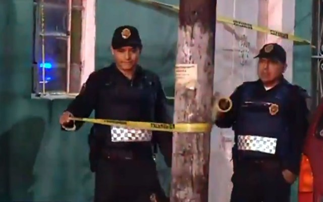 Hombre quema vivos a sus seis hijos en la Ciudad de México - proceso