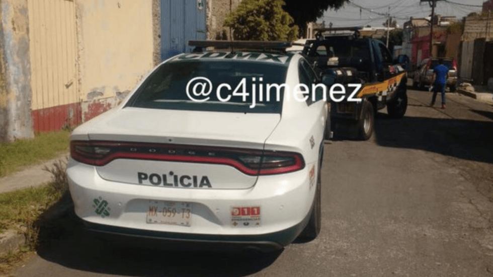Detienen a dos agentes de la SSC por supuesto secuestro exprés - Foto de Carlos Jiménez