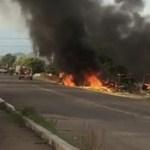 Emboscan a policías en Aguililla, Michoacán; mueren 13 agentes estatales