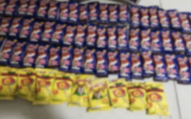Guardia Nacional decomisa paletas rellenas de droga en el AICM - AICM paletas deoga Guardia Nacional