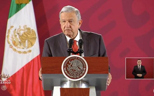 T-MEC puede aprobarse en este mes: López Obrador - amlo confe