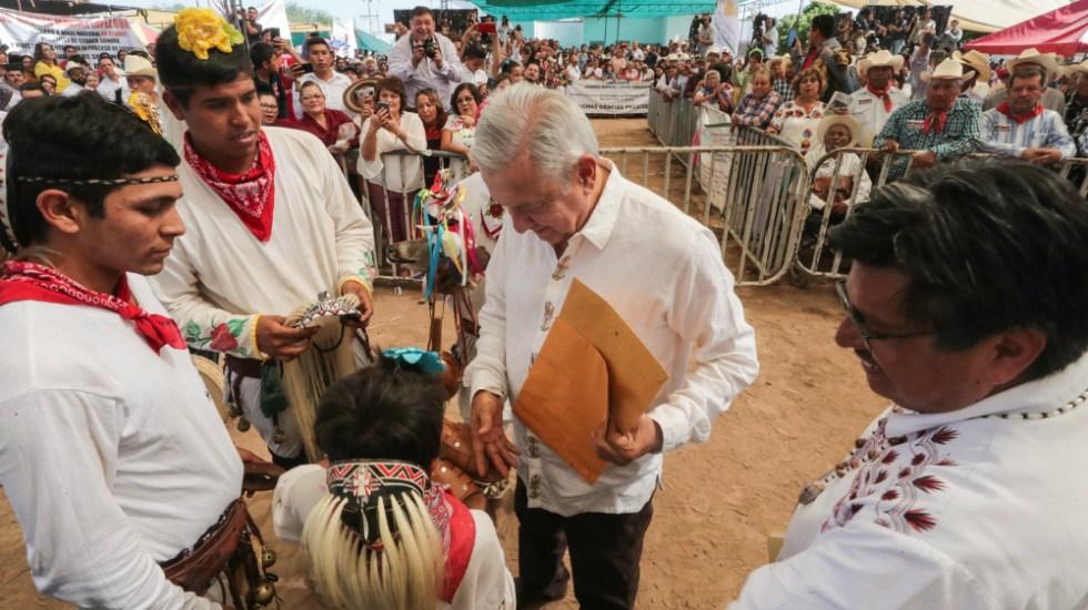 Ofrecerá López Obrador disculpas a pueblos indígenas en 2021 - AMLO Lopez Obrador