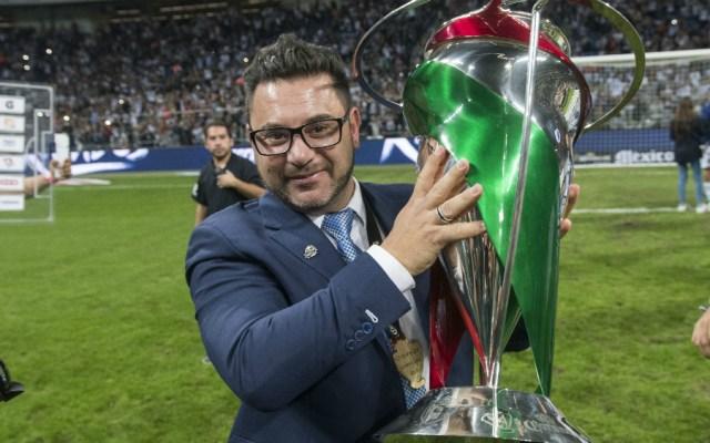 Mohamed regresa a la dirección técnica de Rayados - Foto de Mexsport