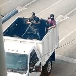 Fuerte balacera y diversos bloqueos en Culiacán, Sinaloa