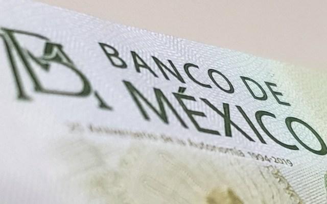 Desmantelan banda que falsificaba moneda nacional en Iztacalco - Banco de México dinero billete