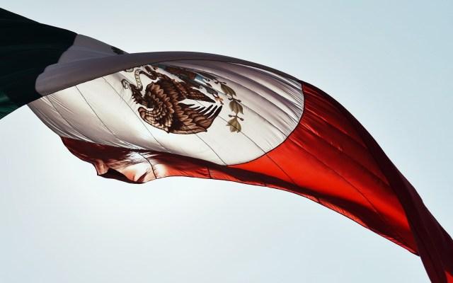 Indicadores económicos de México registran la mejor alza de la OCDE - Bandera de México. Foto de Luis Vidal / Unsplash