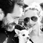 Demián Bichir recuerda a su esposa en Instagram