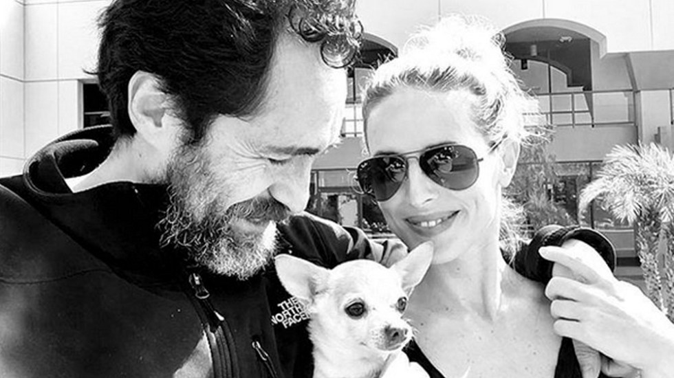Demián Bichir recuerda a su esposa en Instagram - bichir esposa