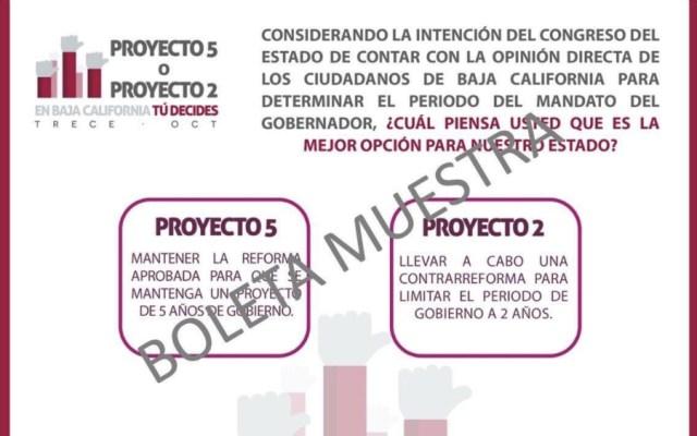 """""""Amañadas"""" preguntas de consulta por Ley Bonilla: presidente del INE - Foto de @lorenzocordovav"""