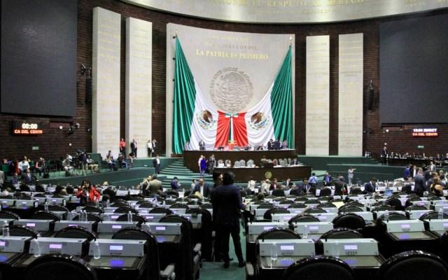 Diputados aprueban reforma para eliminar fuero presidencial - Cámara de Diputados México