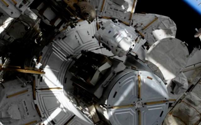 #Video Dos mujeres astronautas realizan histórica caminata espacial - caminata espacial mujeres