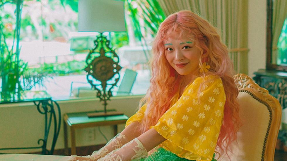 La cantante y actriz tenía 25 años. Foto de smtown