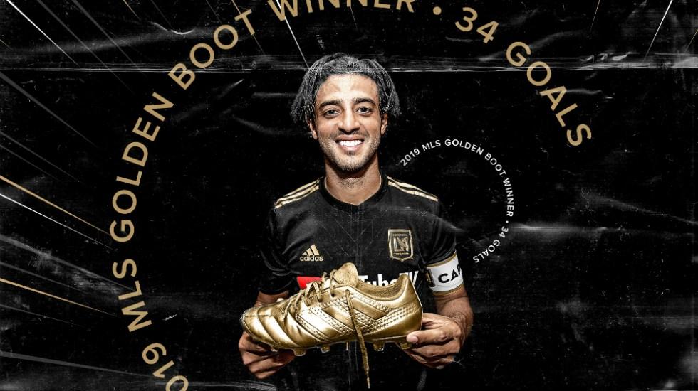 Carlos Vela es el sexto mejor goleador del mundo - Foto de LAFC