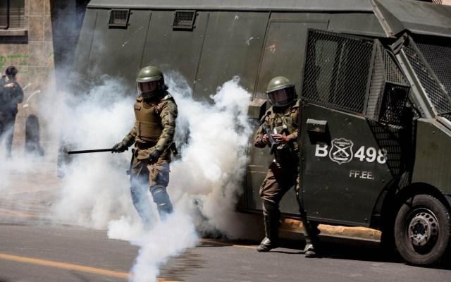 Fiscalía de Chile reconoce que al menos cinco manifestantes murieron por carabineros - Chile protestas manifestaciones disturbios
