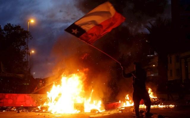 Fragmentación ideológica y social define mapa político de América en 2020 - Chile protestas manifestaciones Piñera