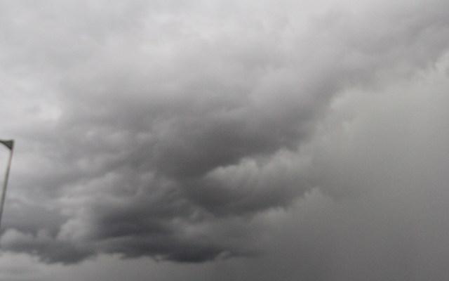 Frente Frío provocará lluvias intensas en nueve estados - Cielo nublado. Foto de Notimex