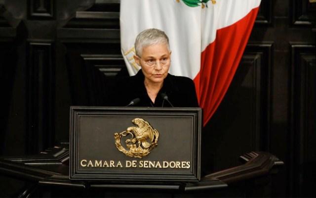 Claudia Piedra Ibarra pide a AMLO el regreso de desaparecidos - Claudia Piedra Ibarra