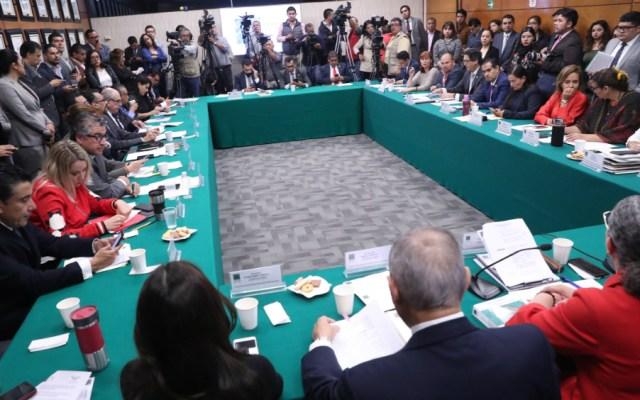 Diputados aprueban en comisiones revocación de mandato - Foto de Cámara de Diputados