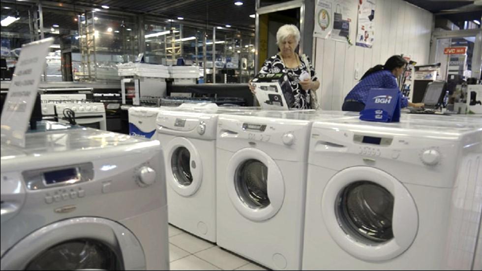 Confianza del Consumidor aumenta por segundo mes consecutivo - Compra de electrodomésticos. Foto de Economis