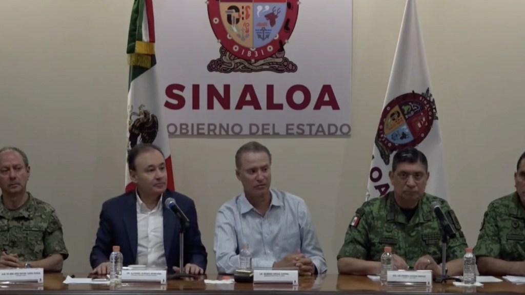 Secretario de la Defensa Nacional admite que en Culiacán se actuó de manera precipitada. Noticias en tiempo real