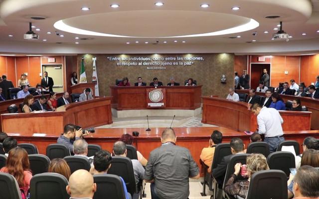 Congreso de Baja California envía reforma de ampliación de mandato para publicación - Foto de Plaza Cívica