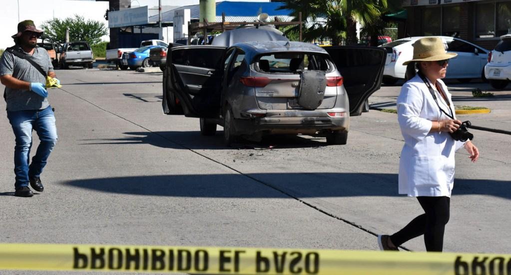 Reunión por tráfico de armas entre EE.UU. y México será el lunes - Culiacán Sinaloa violencia balacera 2