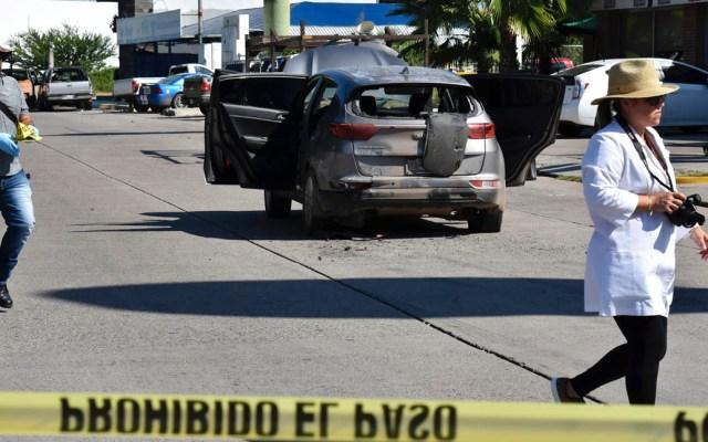 Popularidad de López Obrador cae ante violencia en México - Culiacán Sinaloa violencia balacera 2