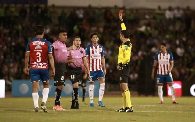 Darío Lezcano fue suspendido dos partidos por la Comisión Disciplinaria - Foto de Mexsport