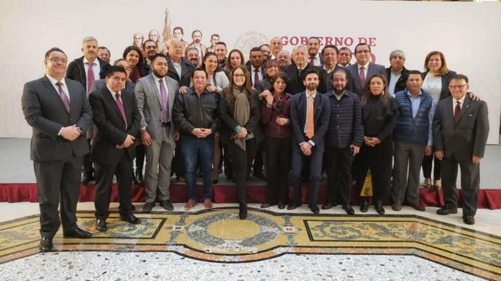 Investiga SFP a 10 delegados estatales de la Secretaría de Bienestar - Foto de @DrCarlosLomeli