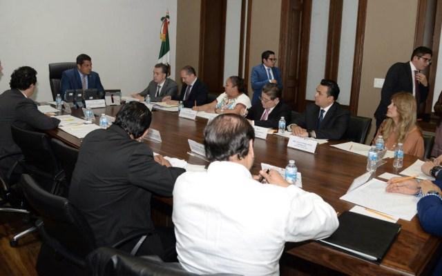 Alcaldes y Segob acuerdan dialogar ante petición de recursos - Diálogo alcaldes México Segob