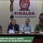 No hay falta de Estado ni ausencia del Gobierno Federal, asegura Durazo