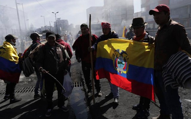 Cancelan de facto medidas de excepción en Ecuador decretadas ante crisis - Cancelan de facto medidas de excepción en Ecuador decretadas ante crisis
