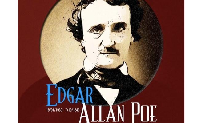INBAL confunde fecha de nacimiento de Edgar Allan Poe - Foto de Twitter INBAL