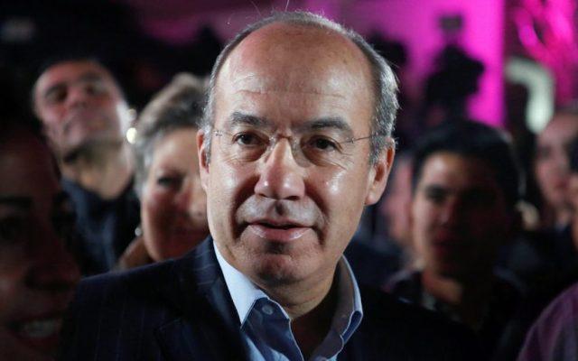 Calderón desmiente ala exembajadora Jacobson sobre el caso García Luna - Felipe Calderón. Foto de Archivo Notimex.–