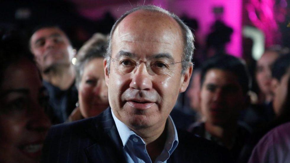 AMLO no reconoce a quien discrepa con él, dijo Felipe Calderón - Felipe Calderón. Foto de Archivo Notimex.–