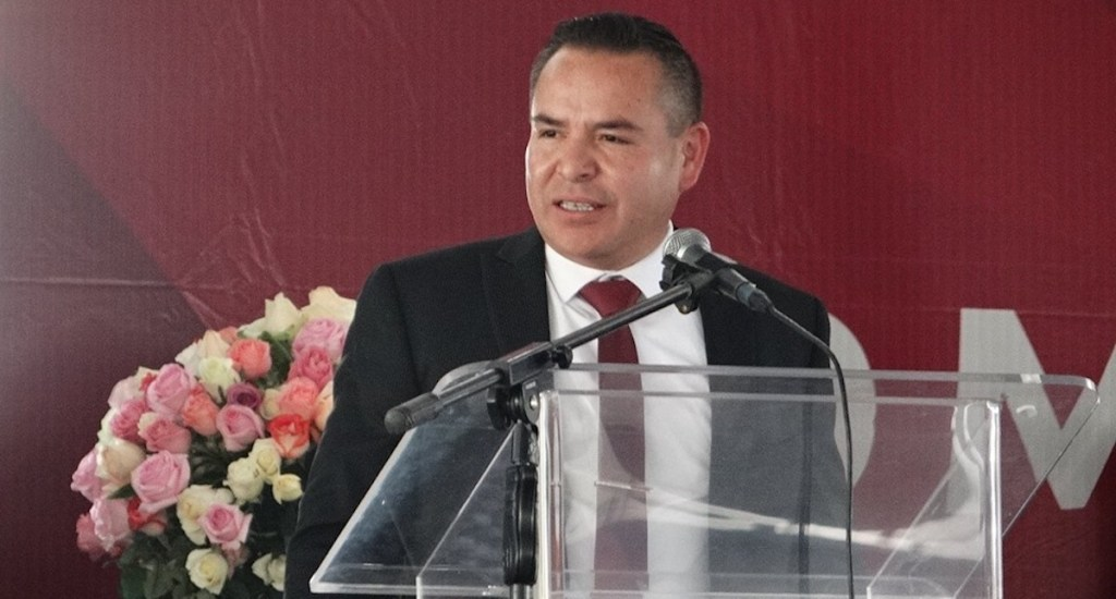 Francisco Tenorio, alcalde de Valle de Chalco. Foto de FAcebook / FranciscoTenorio2018.