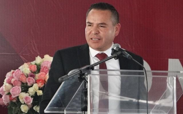 Balean a alcalde de Valle de Chalco; su estado de salud es muy grave - Francisco Tenorio, alcalde de Valle de Chalco. Foto de FAcebook / FranciscoTenorio2018.