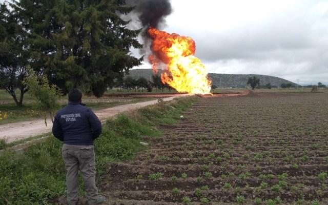 Reducen presión en fuga de gas LP en Tepeaca - Fuga de gas Tepeaca Puebla