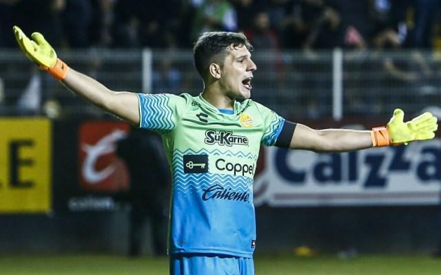 Dorados abre investigación contra Gaspar Servio por polémica en redes - Foto de Mexsport
