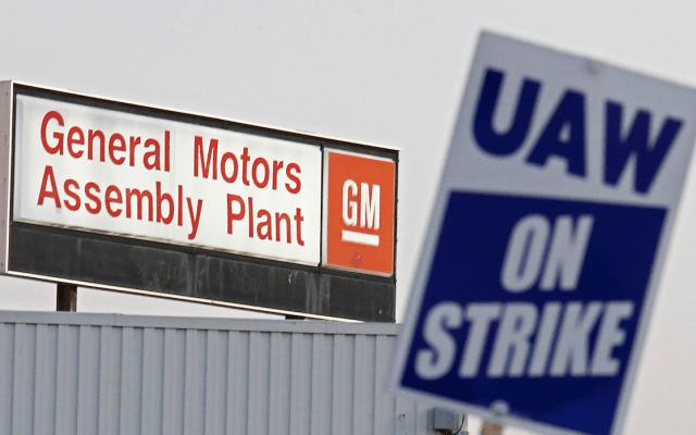 General Motors llega a acuerdo con trabajadores para terminar huelga - Foto de EFE