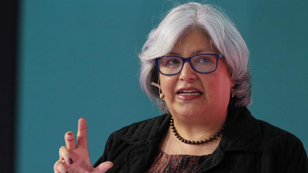 """""""Que cada una decida"""", asegura Graciela Márquez sobre #UnDíaSinNosotras - Foto de Notimex"""