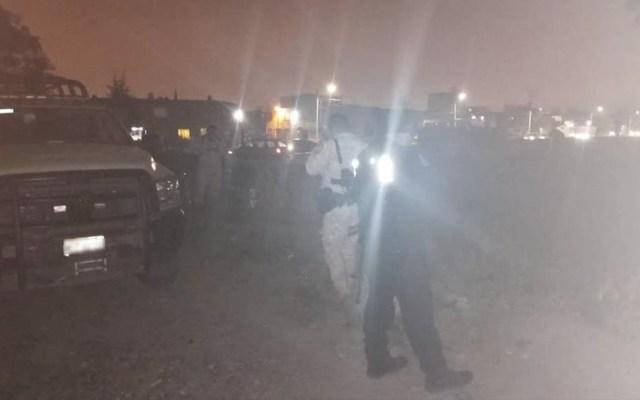 Guardia Nacional asegura toma clandestina en Cuautitlán - Guardia Nacional Cuautitlán Toma clandestina