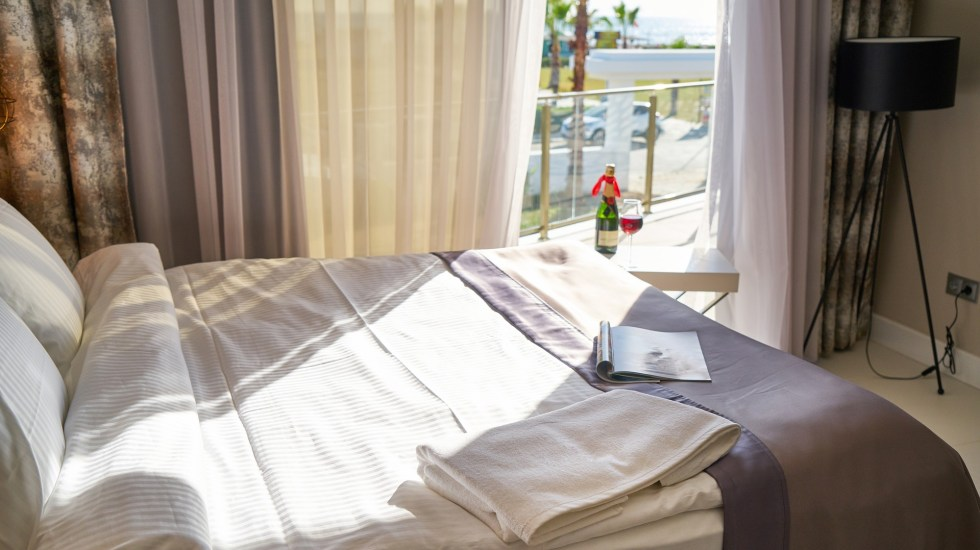 Ya es posible reservar 'microestancias' en hoteles de México con una aplicación - Foto de Pixabay.