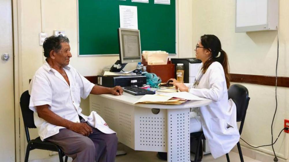 IMSS medico consulta