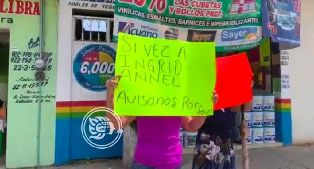 Liberan a la universitaria secuestrada en Minatitlán, Veracruz - Liberan a universitaria secuestrada en Minatitlán. Foto de Imagen del Golfo